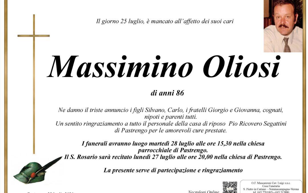 Oliosi Massimino