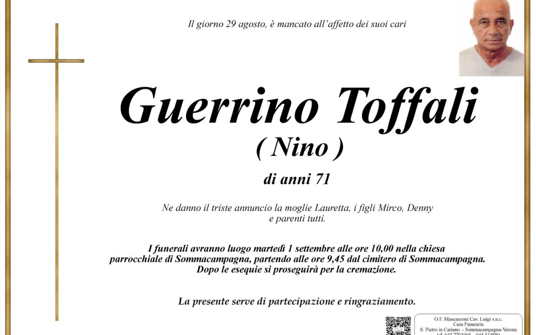 TOFFALI GUERRINO