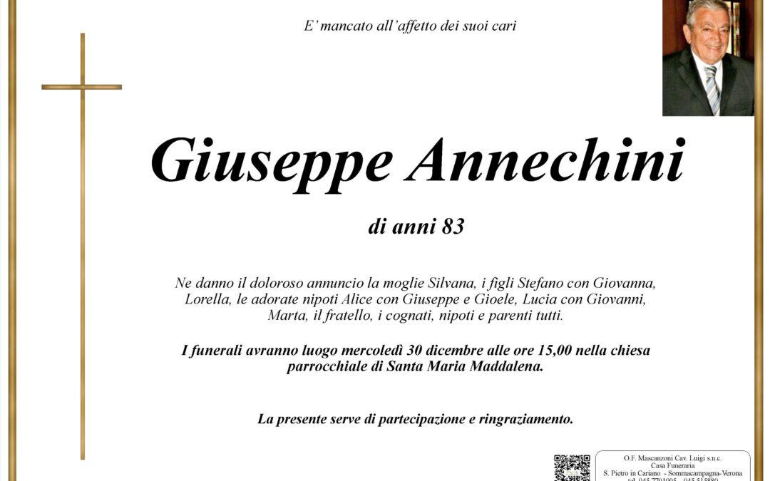 ANNECHINI GIUSEPPE