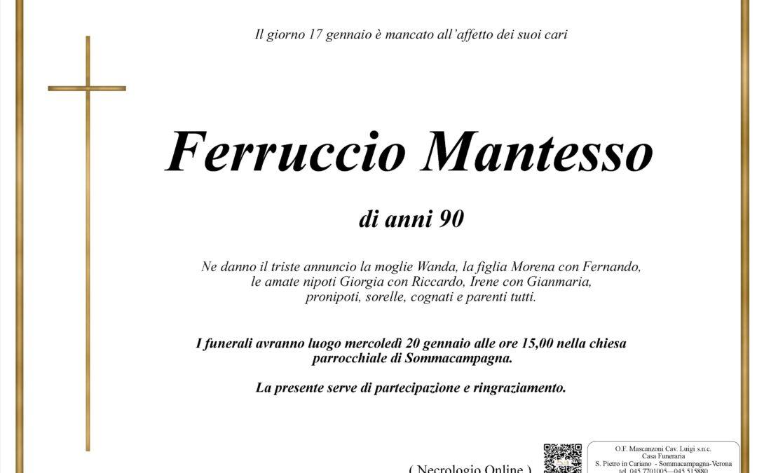 MANTESSO FERRUCCIO
