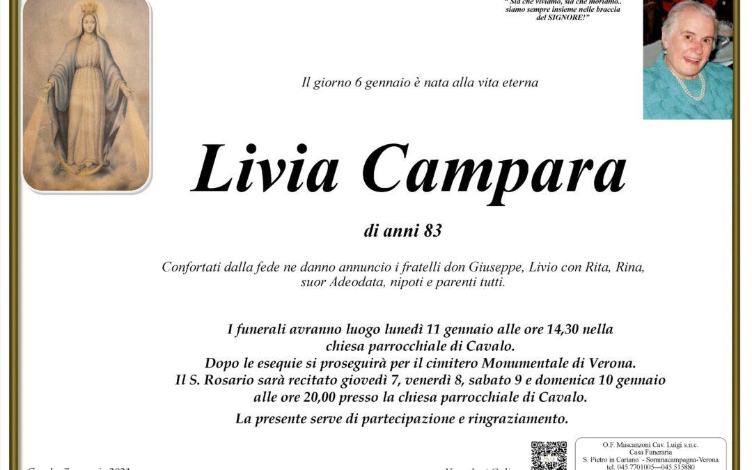 CAMPARA LIVIA