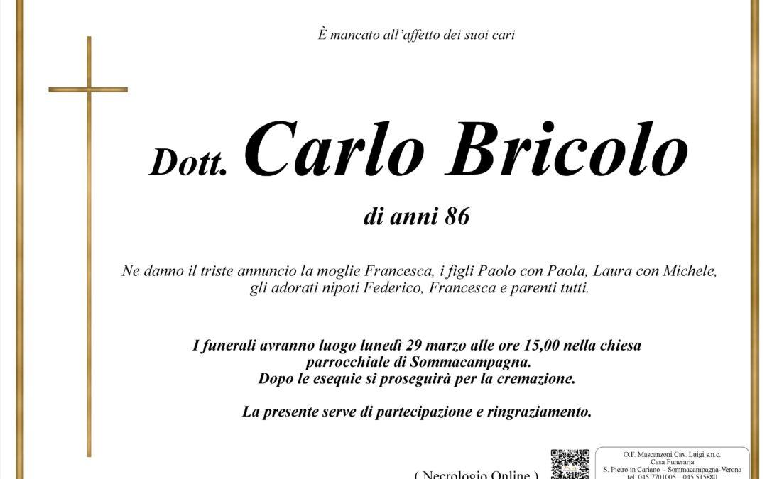 BRICOLO CARLO