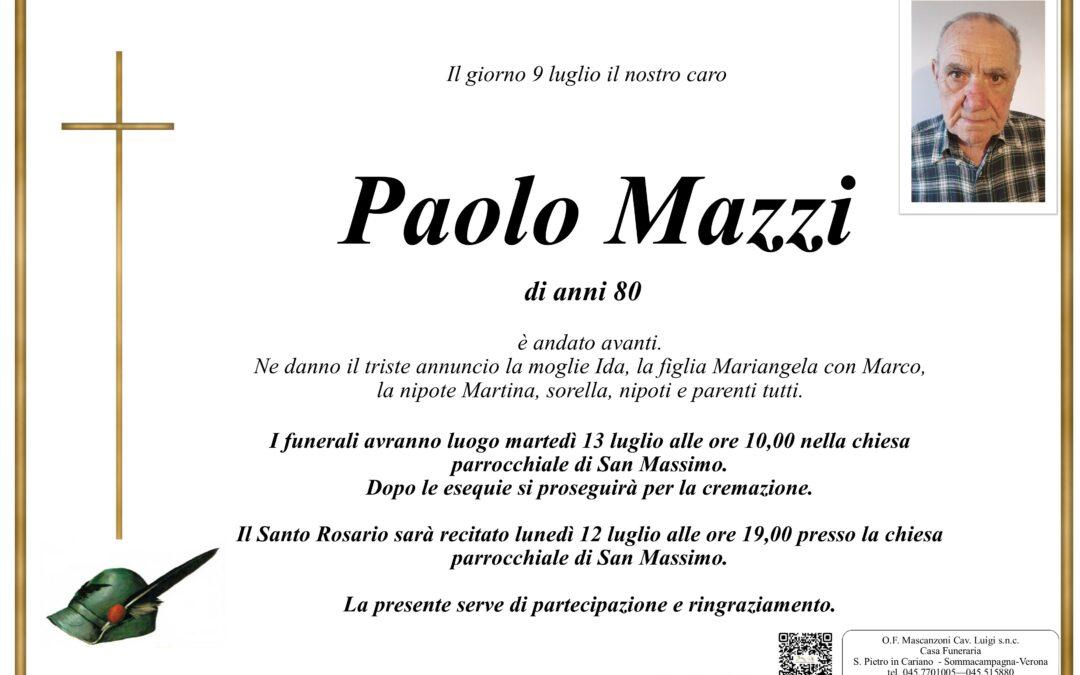 MAZZI PAOLO