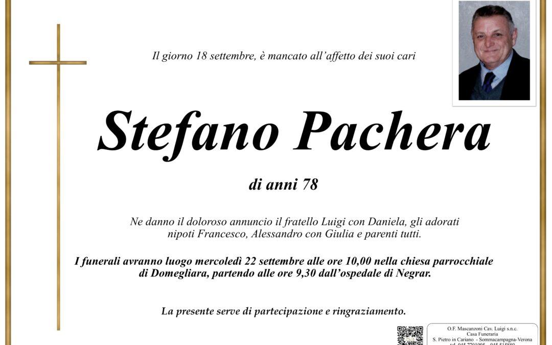 PACHERA STEFANO