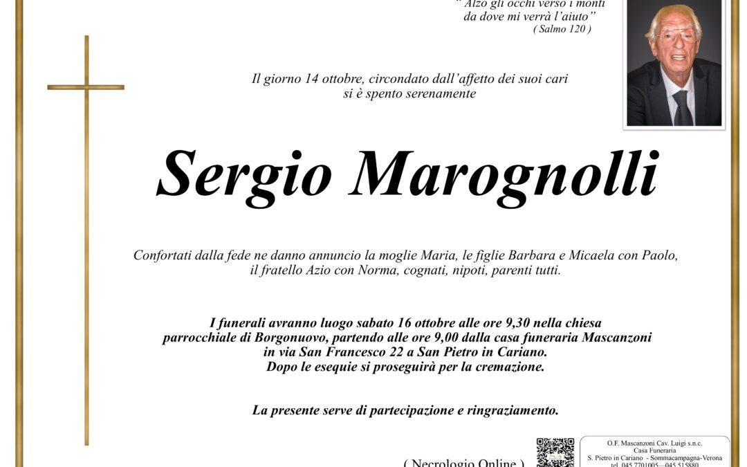 MAROGNOLLI SERGIO