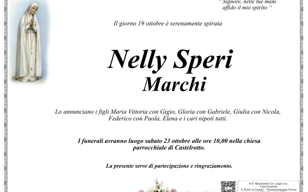 SPERI MARCHI NELLY